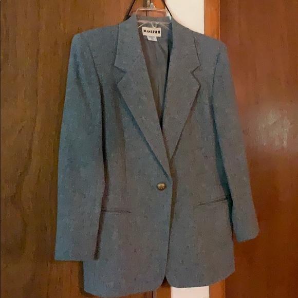 Women's wool Dress Jacket.